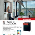 Rekuperace PAUL